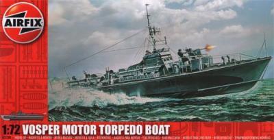 05280 - Vosper Motor Torpedo Boat 1/72