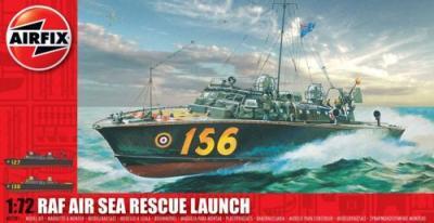 05281 - RAF Rescue Launch 1/72