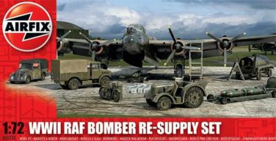 05330 - Bomber Re-supply 1/72