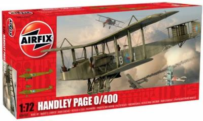 06007 - Handley-Page 0/400 1/72