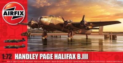 06008A - Handley-Page Halifax B MK.III 1/72
