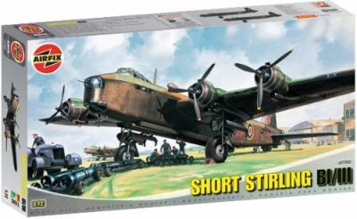 07002 - Short Stirling Mk.I / Mk.II 1/72