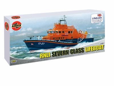 07280 - RNLI Severn Class Lifeboat 1/72