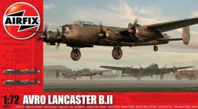 08001 - Avro Lancaster B.II 1/72