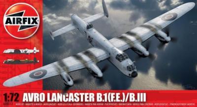 08013 - Avro Lancaster B.I (F.E.)/B.III 1/72