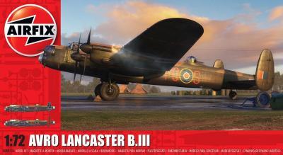 08013A - Avro Lancaster B.I/III 1/72