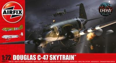 08014 - Douglas C-47 Skytrain 1/72