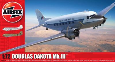 08015A - Douglas Dakota Mk.III RAF Middle East 1/72