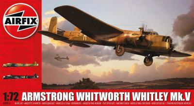 08016 - Armstrong-Whitworth Whitley Mk.V 1/72