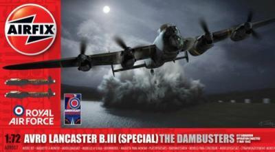 09007 - Avro Lancaster B.III 'Dambuster' 1/72