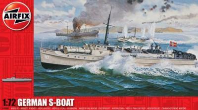 10280 - German 'S' Boat 1/72