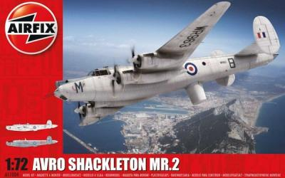 11004 - Avro Shackleton MR.2 1/72