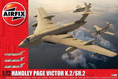 12009 - Handley-Page Victor K.2  1/72