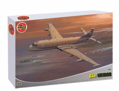 12050 - BAe Nimrod MR.1 / MR.2 / MR.2P / R.1. limited edition 1/72