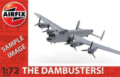 50138 - Avro Lancaster B.III The Dambusters! 'Dambuster' Starter Set 1/72