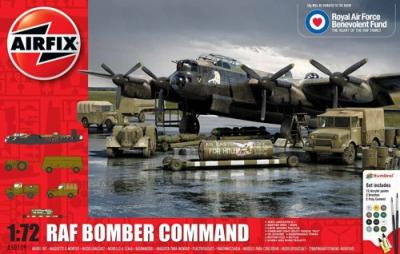 50139 - RAFBF Bomber Command Gift Set 1/72