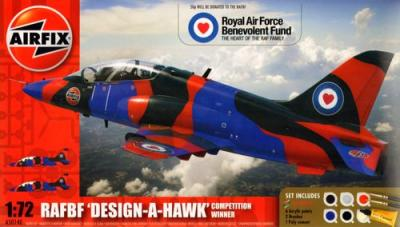 50140 - RAFBF BAe Hawk 'Design a Hawk' Gift Set 1/72