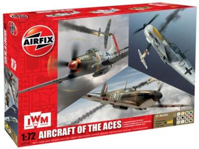 50143 - Aircraft of the Aces Gift Set 1/72