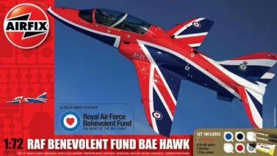 50155 - RAFBF BAe Hawk T.1 Jubilee 1/72