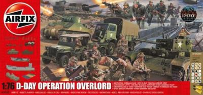 50162 - D-Day Operation Overlord Giant Gift Set