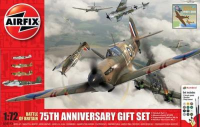 50173 - Battle of Britain - 75th Anniversary Gift Set 1/72