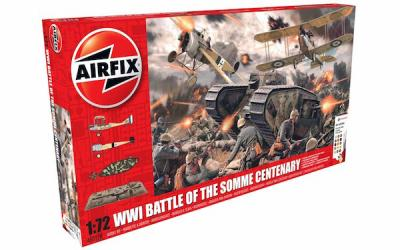 50178 - Battle Of The Somme Centenary Gift Set 1/72