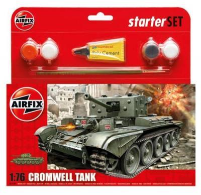 55109 - Cromwell Cruiser Starter Set 1/76