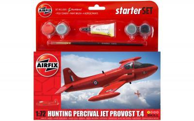 55116 - Jet Provost T.3/T.3a Starter Set 1/72