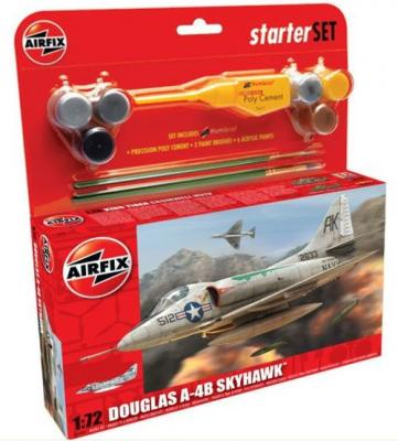55203 - Douglas A-4B Skyhawk Starter Set 1/72