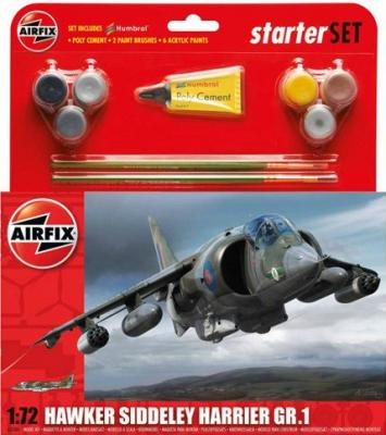 55205 - BAe Harrier GR.1 Starter Set 1/72