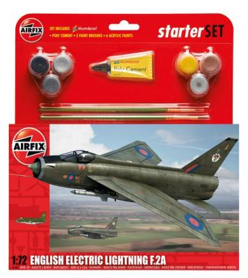 55305 - BAC/EE Lightning F.2A 1/72