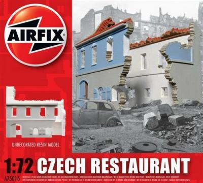 75016 - Czech Restaurant 1/76
