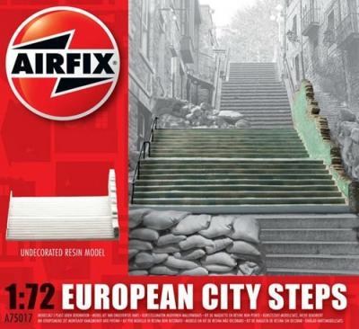 75017 - European City Steps 1/76