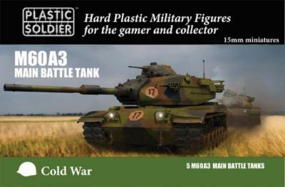 MODV15003 - M60A3 Main Battle Tank 15mm