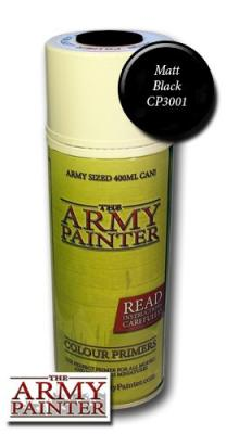 Primer Matt Black 400ml