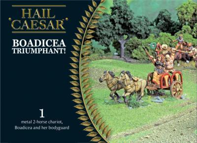Boadicea Triumphant(+chariot)