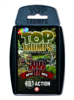 Bolt Action - Top Trumps Counter Display (6)