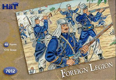 7012 - Légion étrangère française 1/72