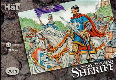 7014 - Sheriff of Nottingham 1/72