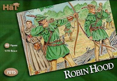 7015 - Robin Hood 1/72