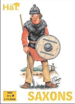 6006 - Saxons 1/72