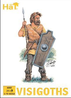 6008 - Visigoths 1/72