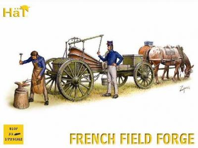 8107 - Napoleonic French Field Forge 1/72