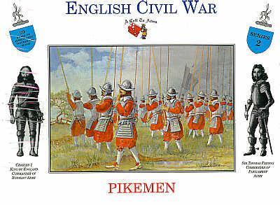 3202 - Pikemen