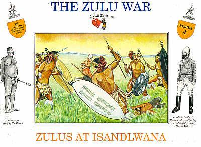 3204 - Zulu at Islandwana