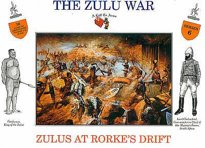 3206 - Zulu at Rourkes Drift
