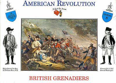 3208 - British Grenadiers