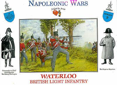 3209 - British Light Infantry Waterloo