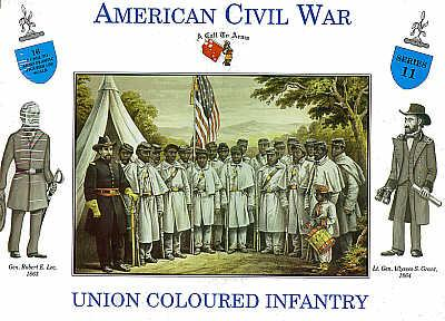 3211 - Coloured Union Infantry
