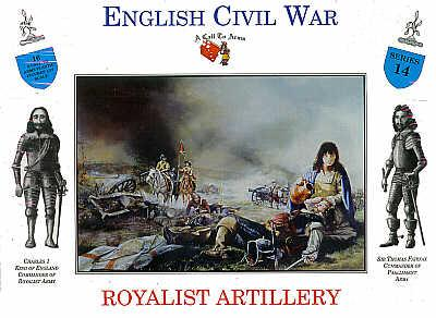 3214 - Royalist Artillery
